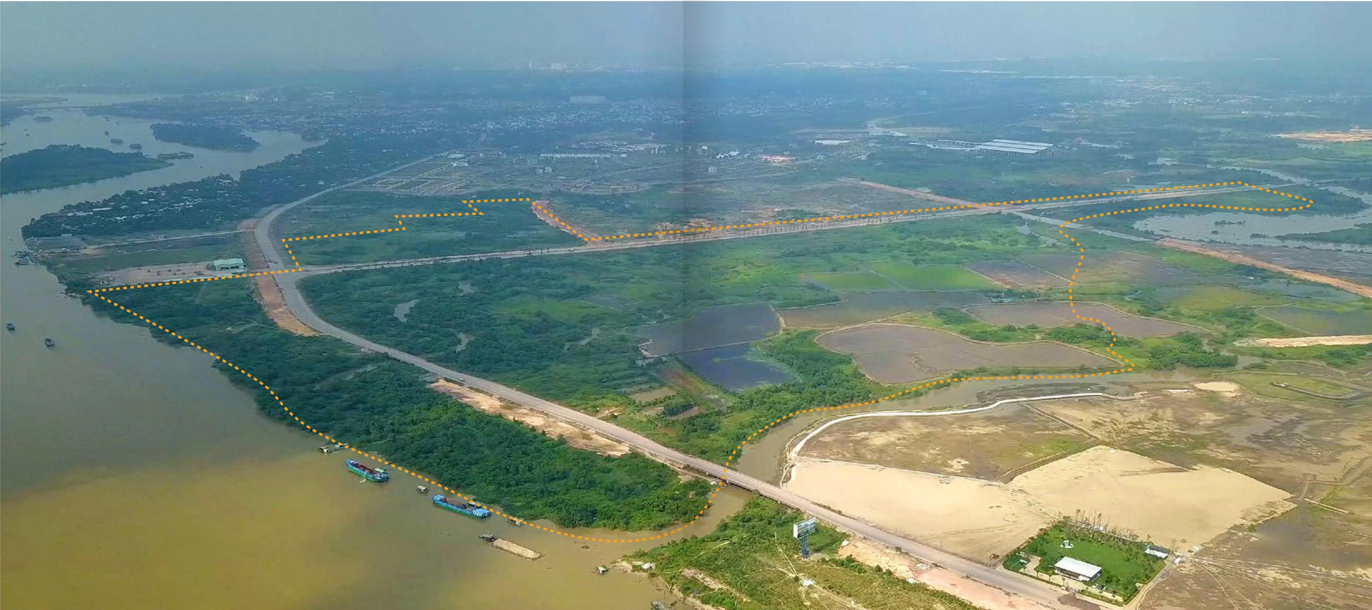 Khu đô thị Spring Waterfront City Nam Long