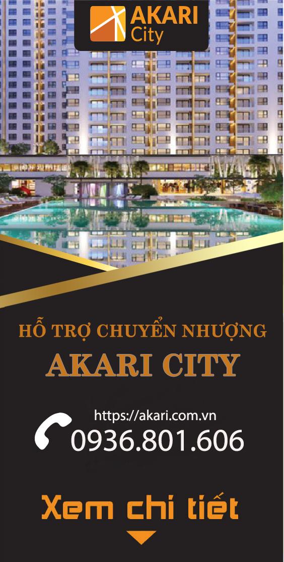 nhận chuyển nhượng dự án akari city